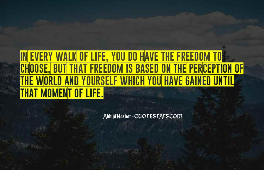 Freedom Quotes And Sayings #680267