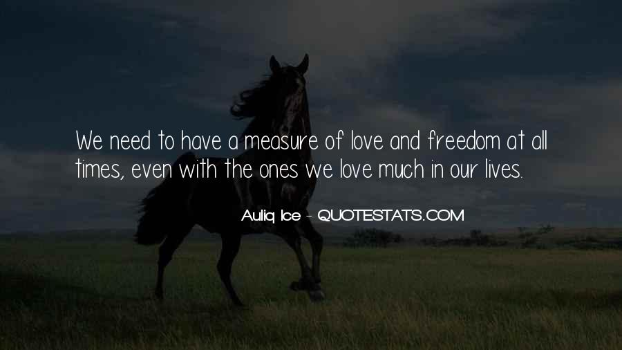 Freedom Quotes And Sayings #695042