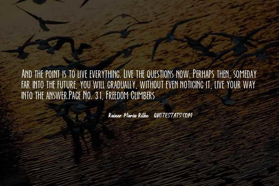 Freedom Quotes And Sayings #781454