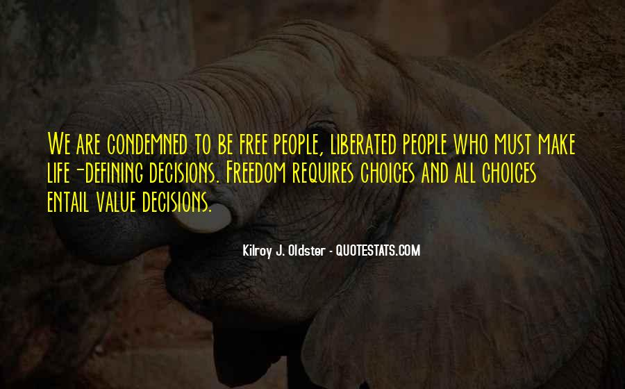 Freedom Quotes And Sayings #92437