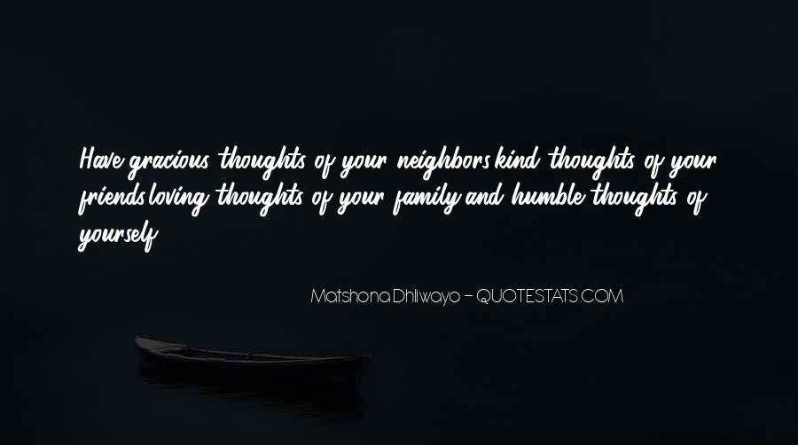 Friends And Neighbors Sayings #735156