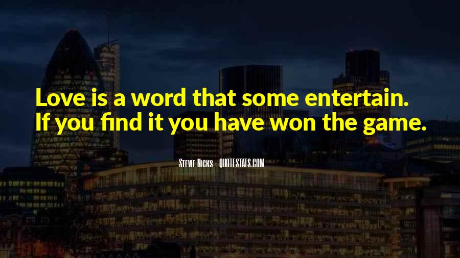 Word Games Sayings #930406