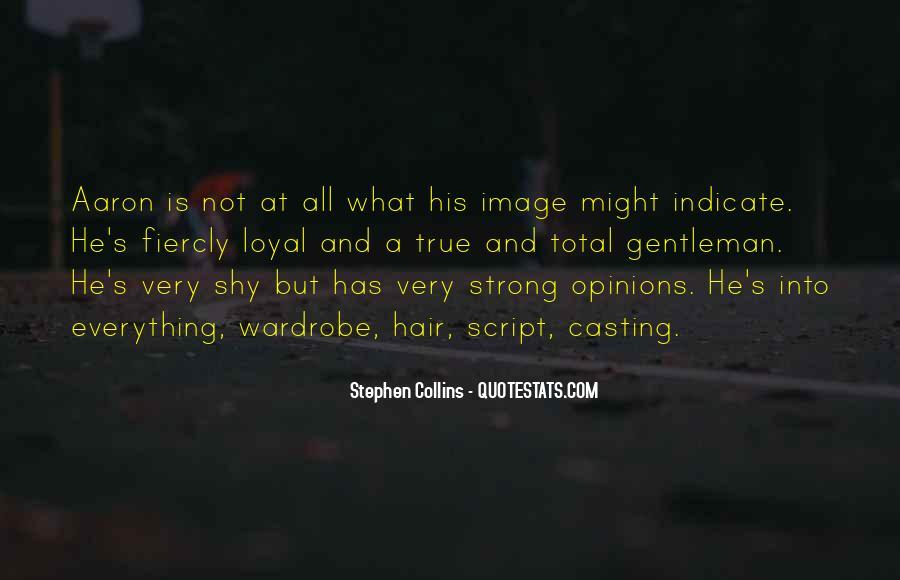 True Gentleman Sayings #1392655