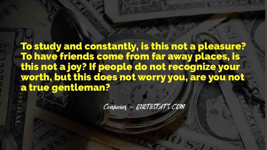 True Gentleman Sayings #1392707