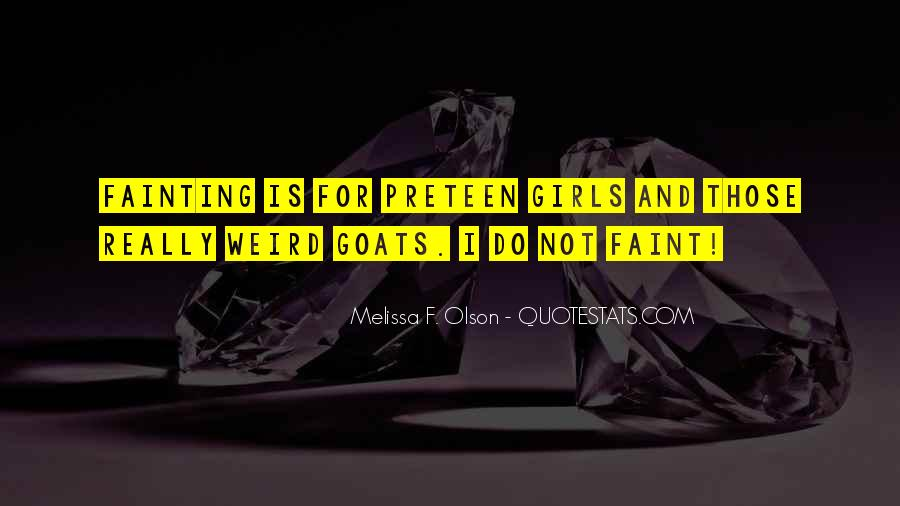 Goats Quotes Sayings #1211589