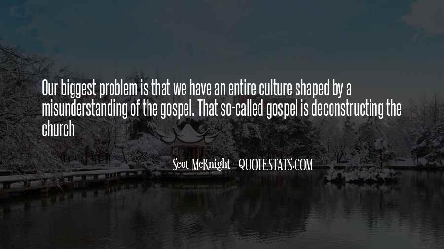 Gospel Church Sayings #234463