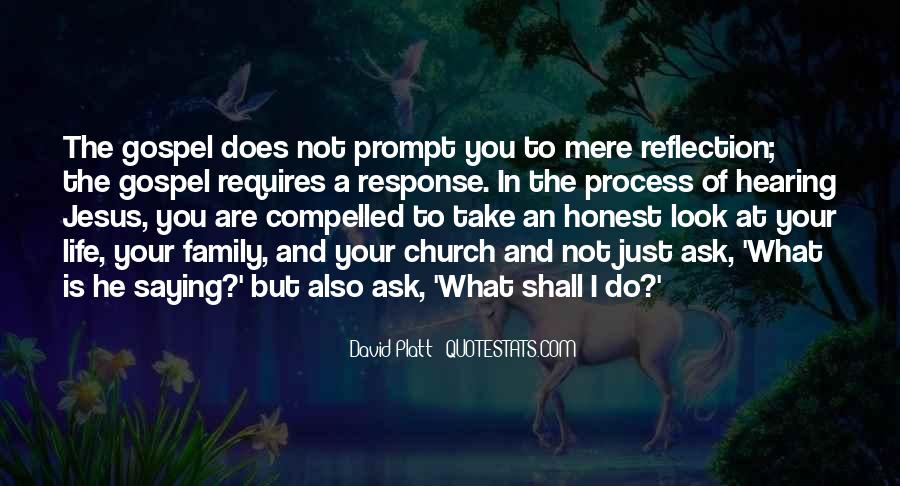 Gospel Church Sayings #255961