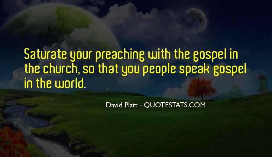 Gospel Church Sayings #381152