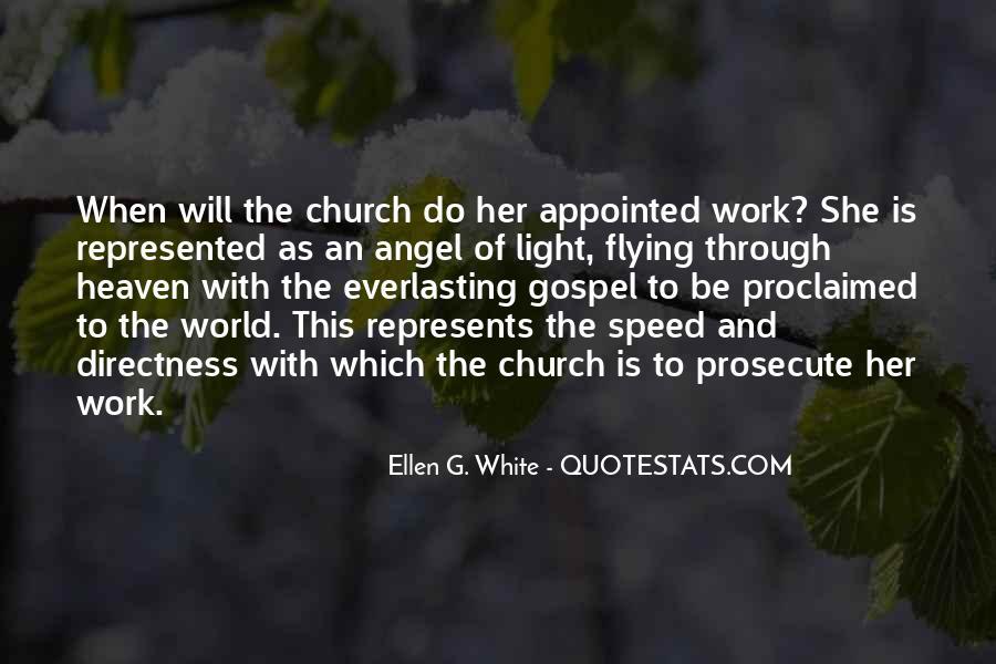 Gospel Church Sayings #514809