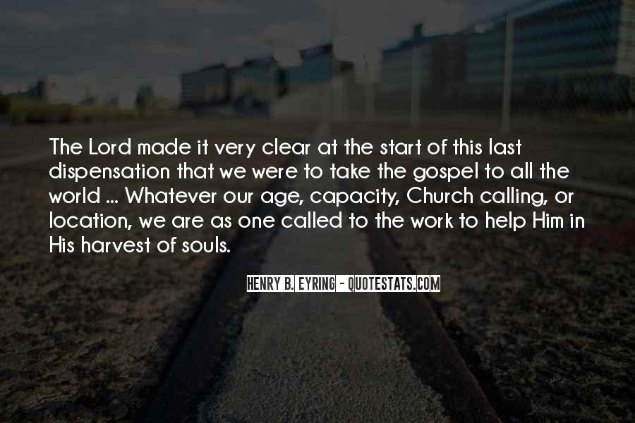 Gospel Church Sayings #712443