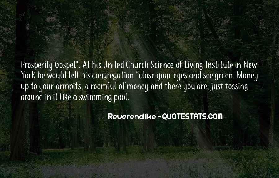 Gospel Church Sayings #764595
