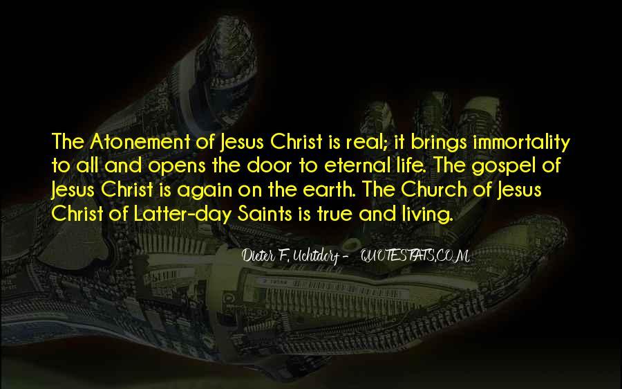 Gospel Church Sayings #837300