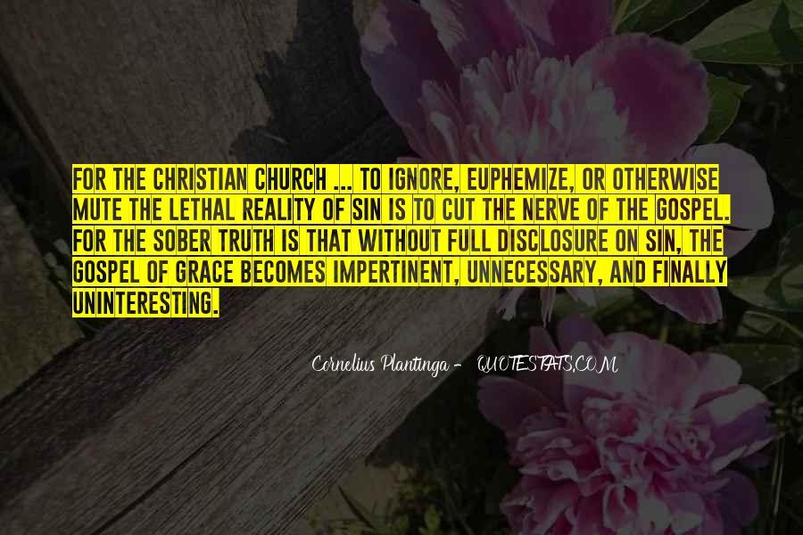 Gospel Church Sayings #843856