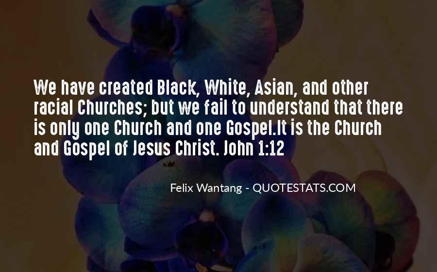 Gospel Church Sayings #97691