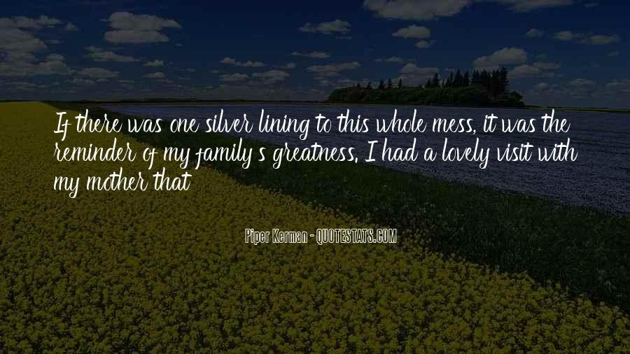 Quotes About My Lovely Mother #546286