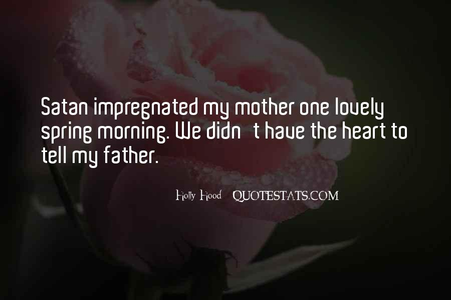Quotes About My Lovely Mother #94344