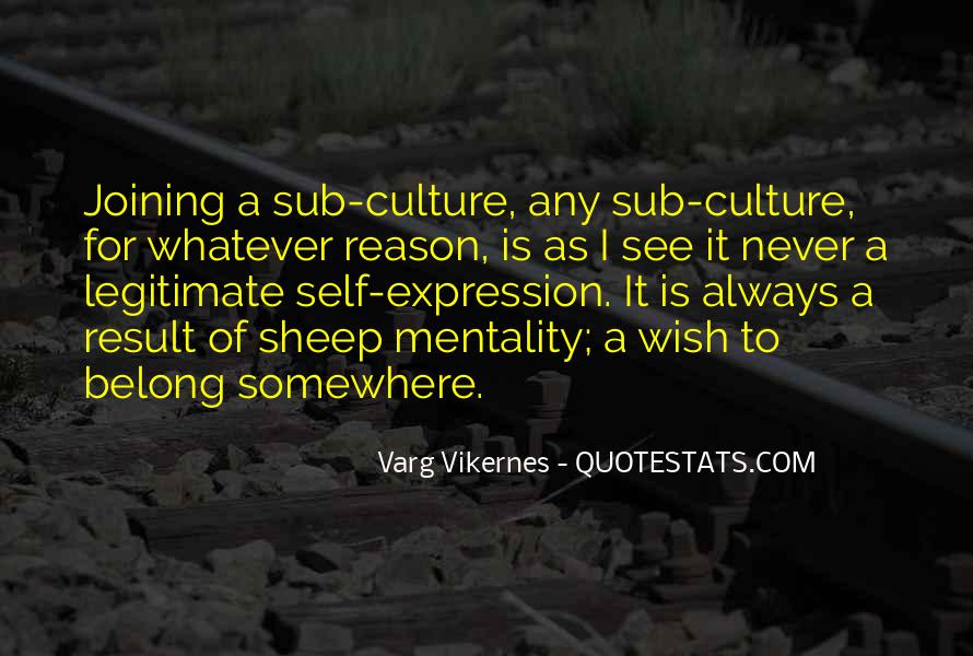 Quotes About Individuality Vs. Conformity #1346654