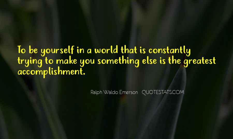 Quotes About Individuality Vs. Conformity #276034