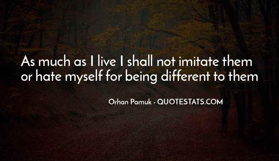 Quotes About Individuality Vs. Conformity #668019