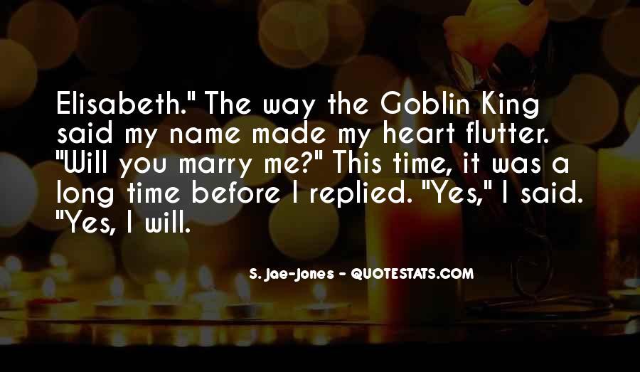 Goblin King Sayings #1605836