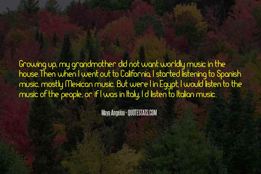 Italian Grandmother Sayings #1041841