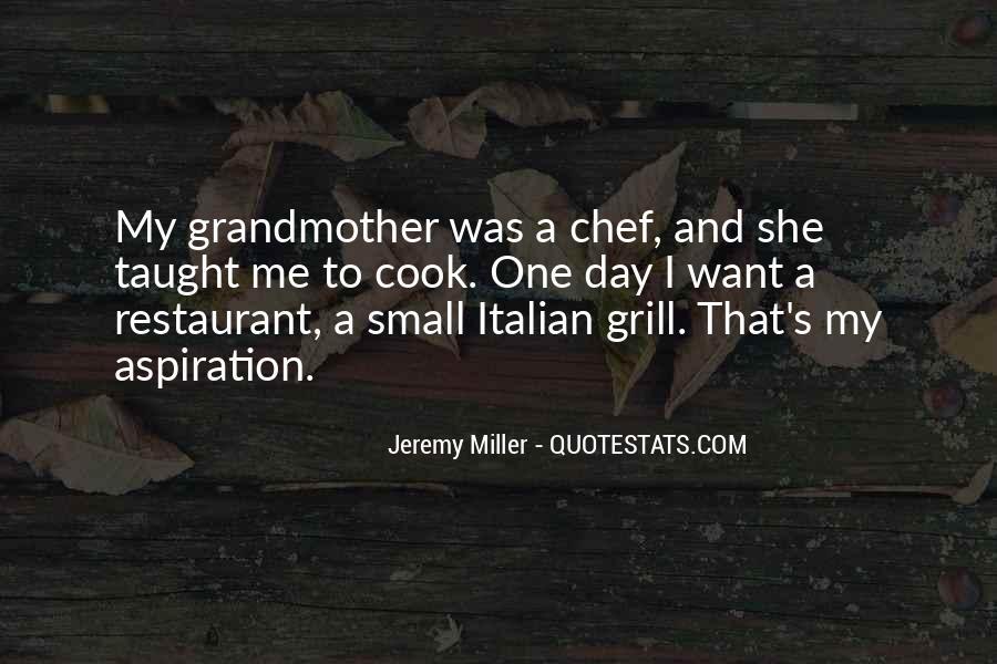 Italian Grandmother Sayings #1588886