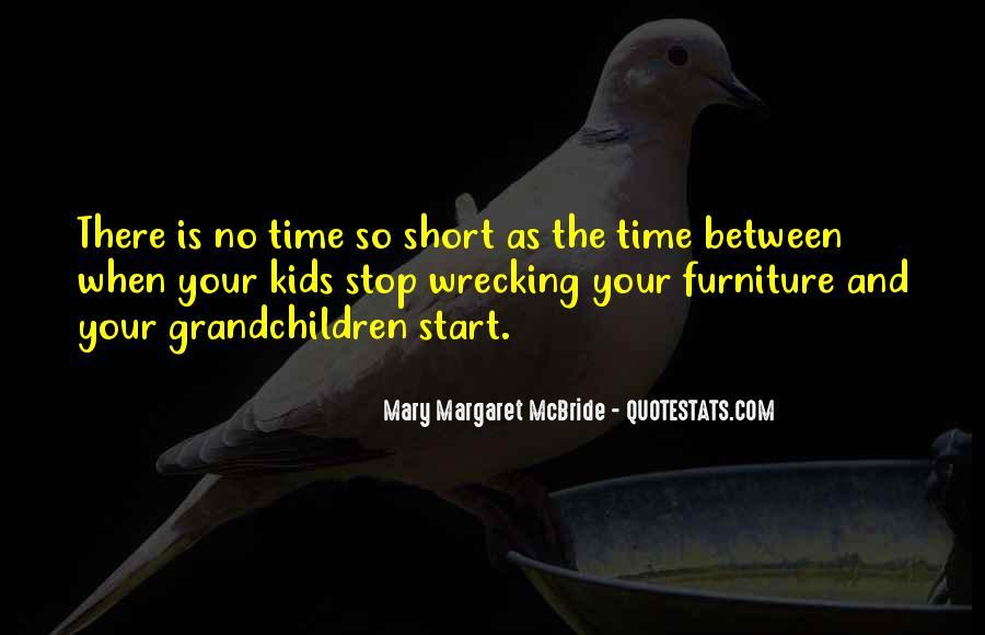 Short Grandparent Sayings #424189