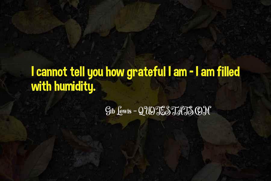 Funny Grateful Sayings #1407437