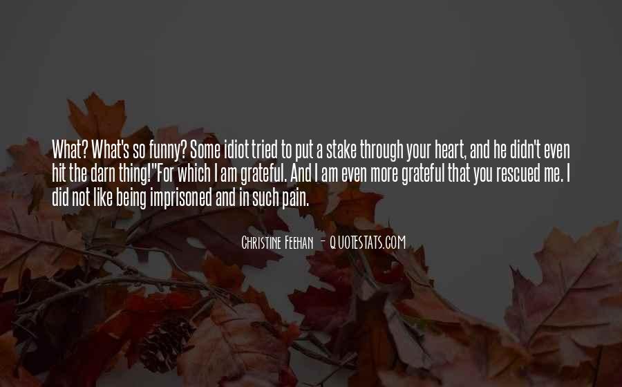 Funny Grateful Sayings #909738