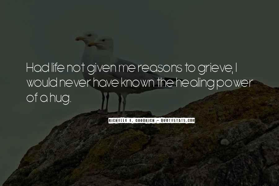 Grieving Quotes And Sayings #857424