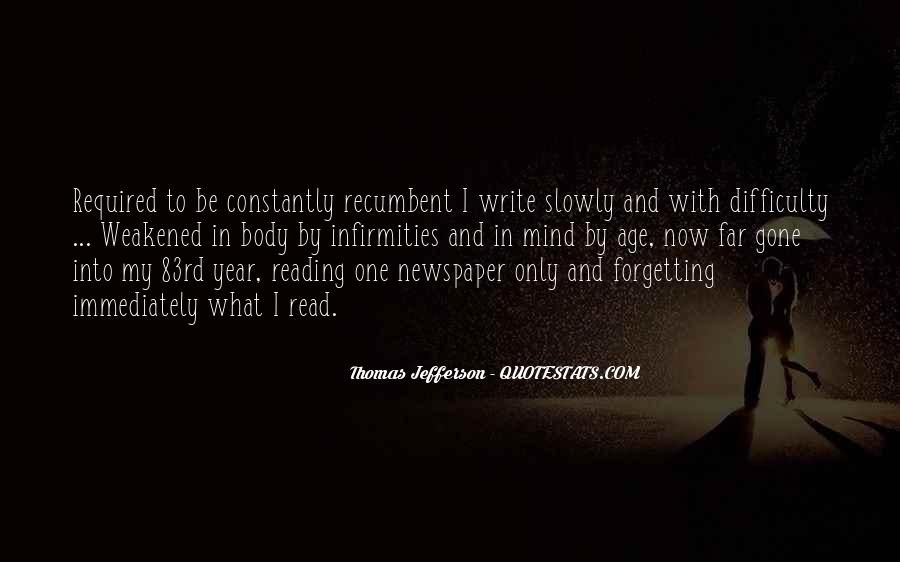 Quotes About Newspaper Writing #1410682