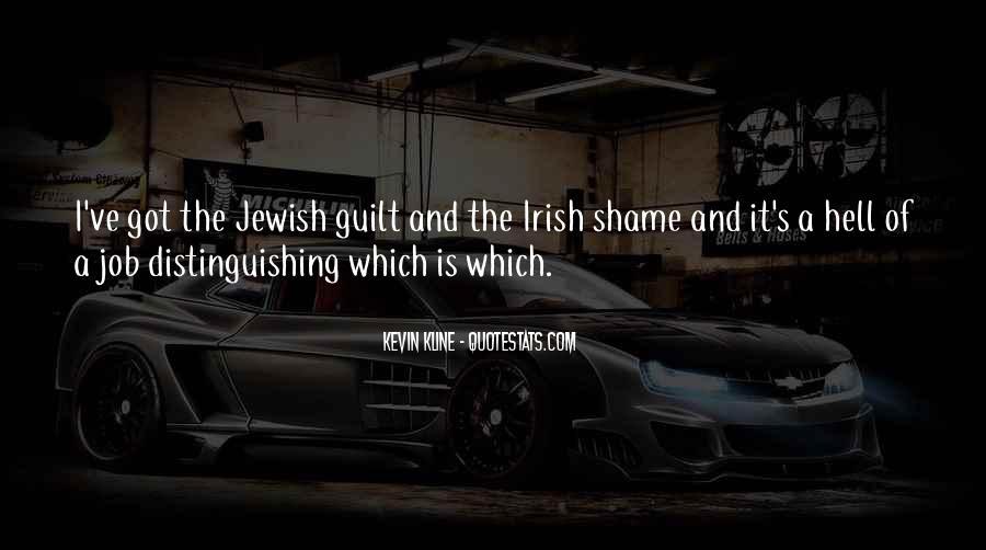 Jewish Guilt Sayings #143210