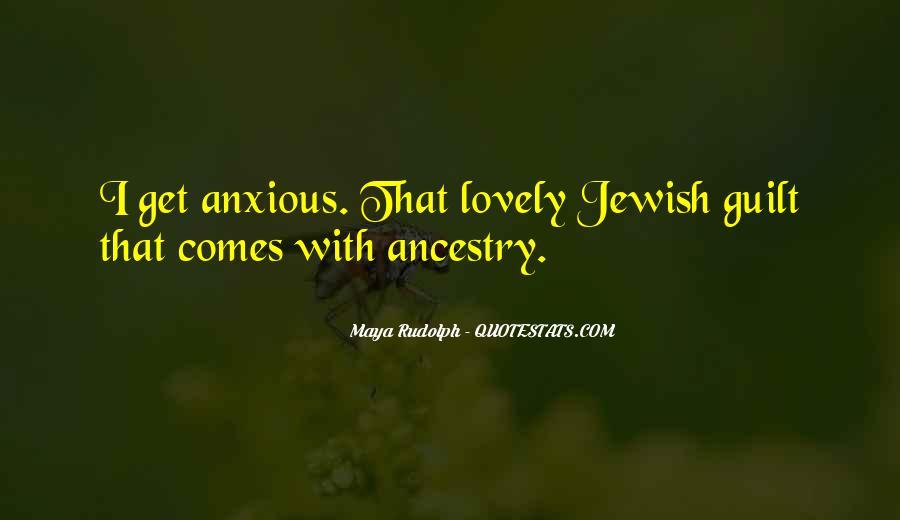 Jewish Guilt Sayings #596489