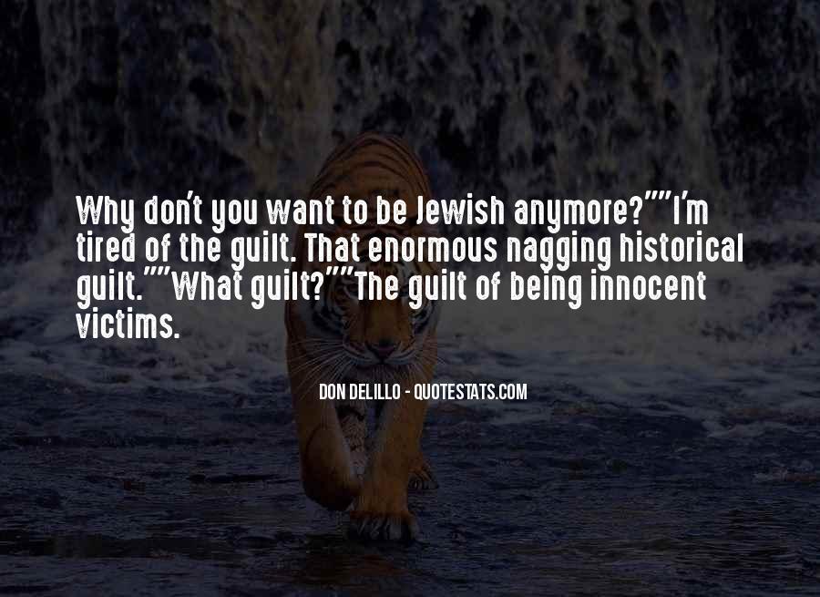 Jewish Guilt Sayings #726902