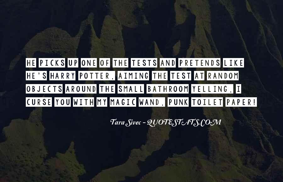 Harry Potter Wand Sayings #1767684