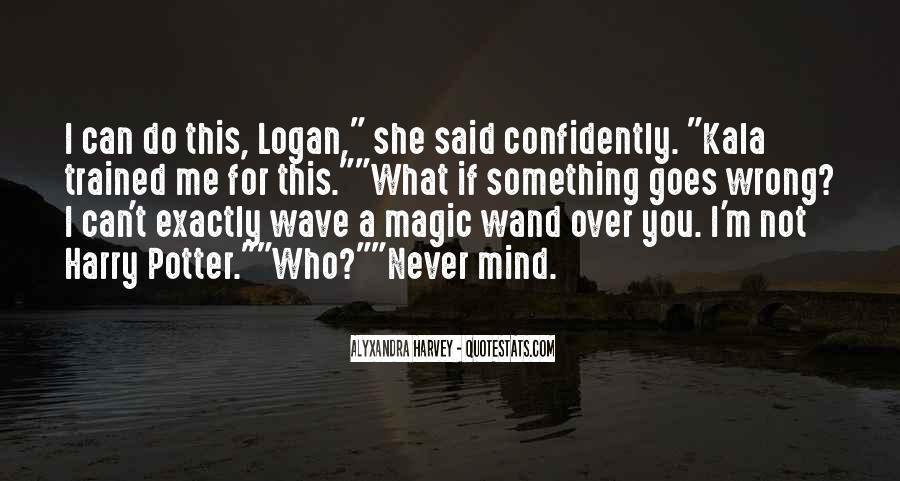 Harry Potter Wand Sayings #713674