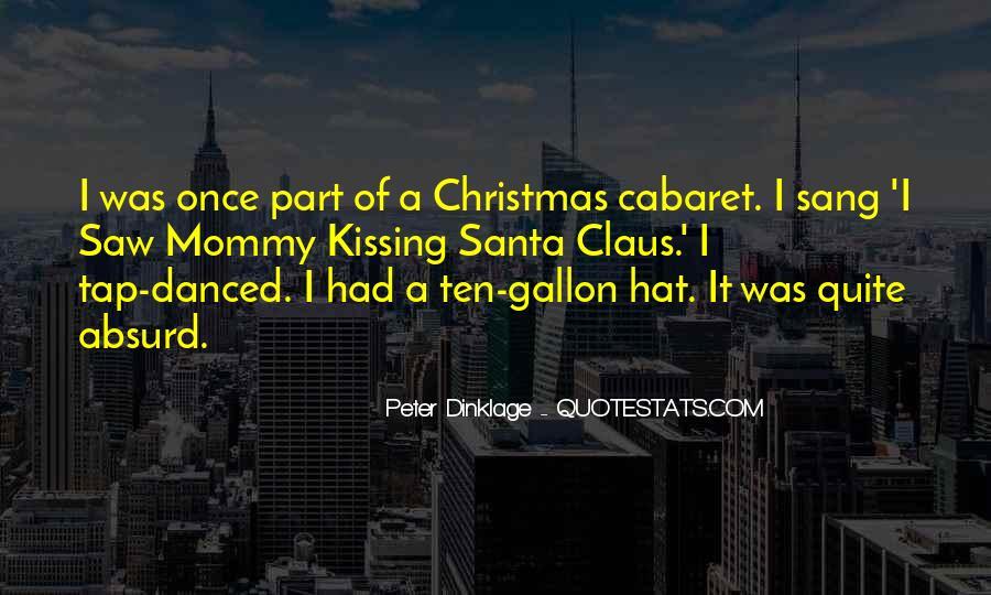 Santa Hat Sayings #1152184