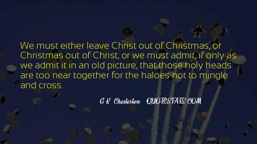 Christmas Holy Sayings #1663075