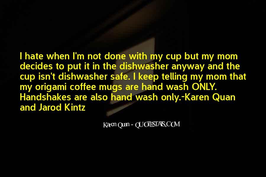 Coffee Mugs Humor Sayings #555770