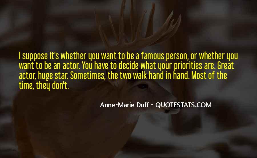 Famous Hand Sayings #1734395