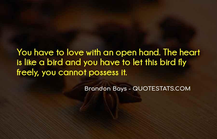 Heart And Hand Sayings #118219