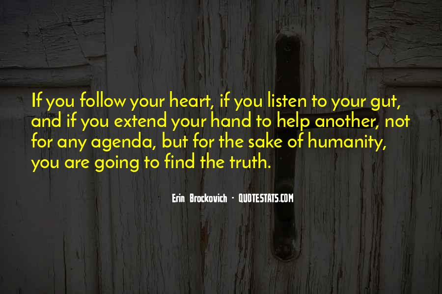 Heart And Hand Sayings #144439
