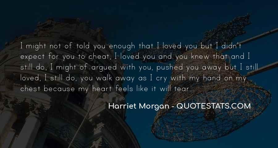 Heart And Hand Sayings #178034