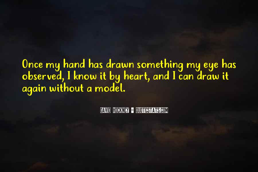 Heart And Hand Sayings #232159