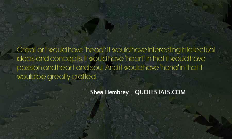 Heart And Hand Sayings #269267