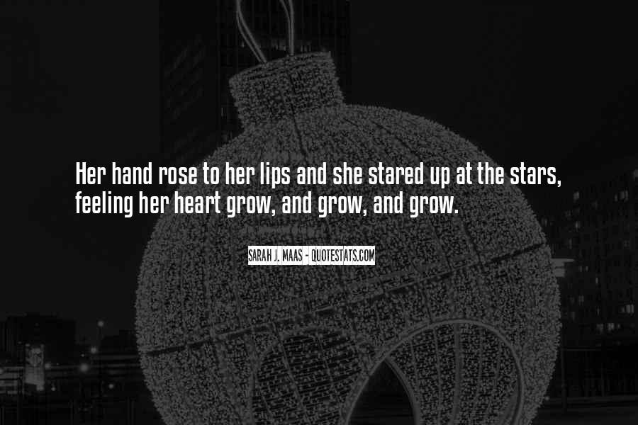 Heart And Hand Sayings #277804