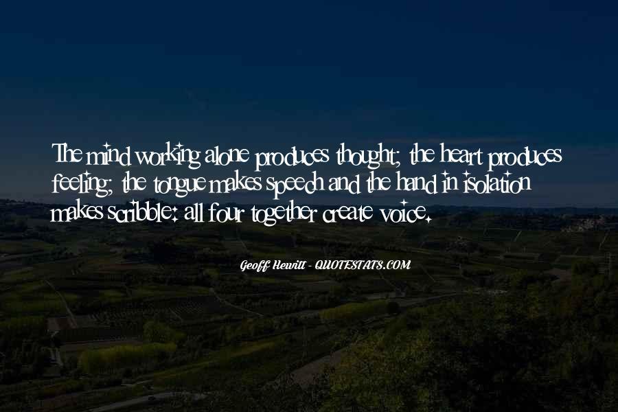 Heart And Hand Sayings #316834