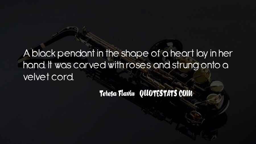 Heart And Hand Sayings #353766