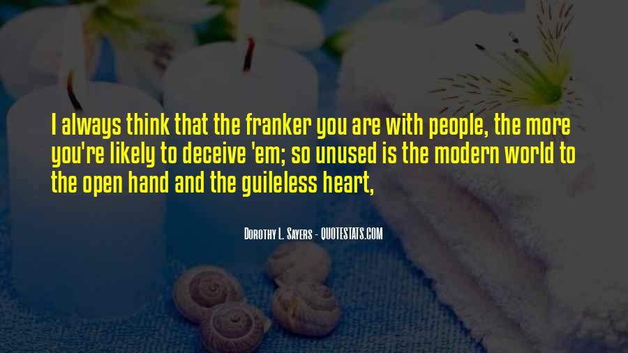 Heart And Hand Sayings #379201