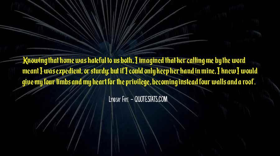 Heart And Hand Sayings #455473